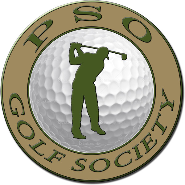 Pso Golf Society Logo